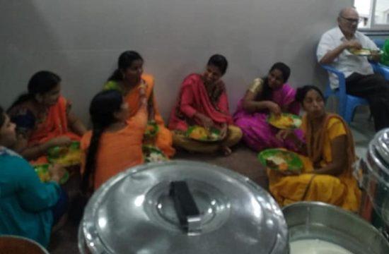 Corporate Catering at Sudha Hospital, Malkajgiri