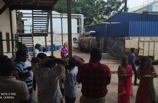 Corporate Catering at Jagadgiri Gutta