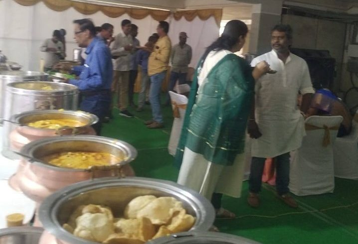 Lunch Catering at Jubilee Hills 01