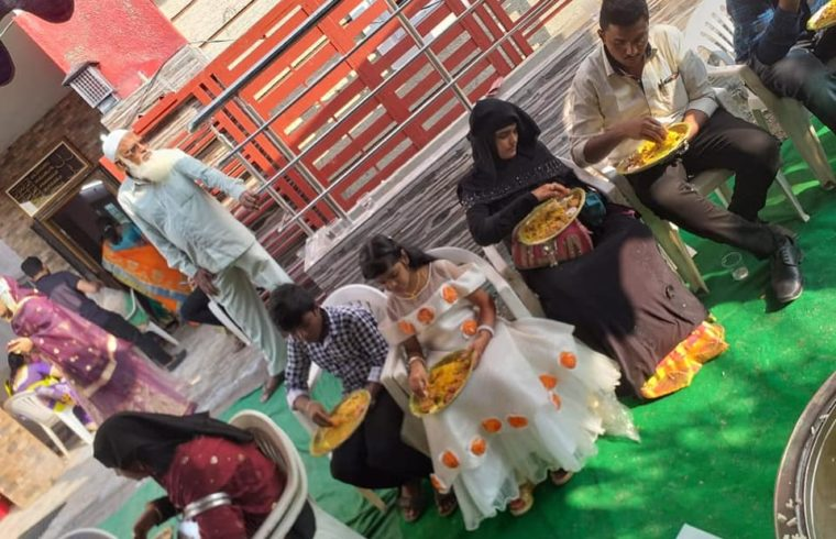 Catering at Ameenpur