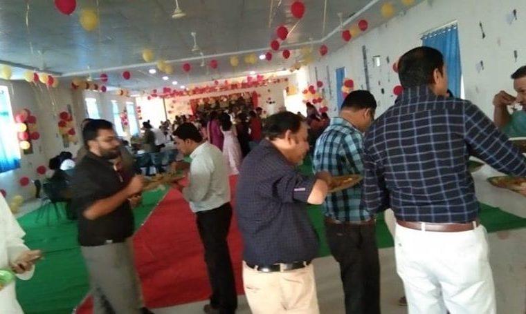College Caterings at Mallareddy Medical College, Suraram