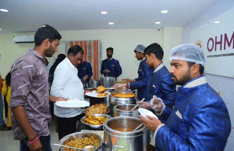 Corporate Catering at Ddiksukhnagar