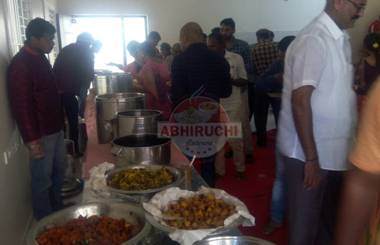 Lunch Catering Service at Bandlaguda