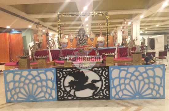 Wedding Catering at Khaja Mansion Function Hall, Banjara Hills.