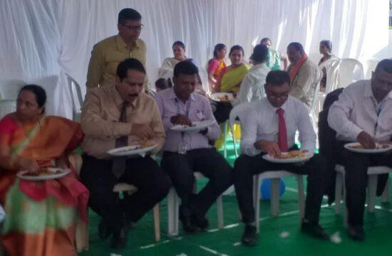 Catering at Bandlaguda Jagir