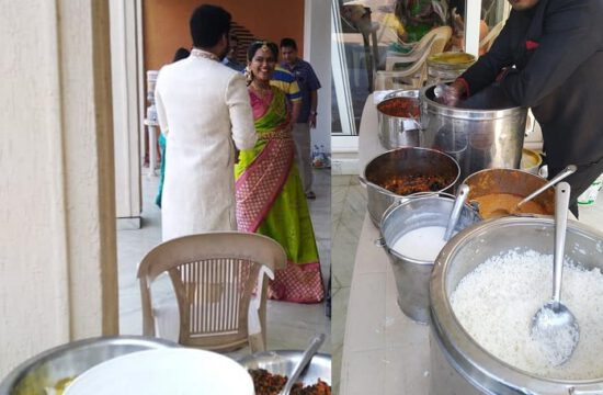 Abhiruchi Caterers as Catering at Tellapur, Hyderabad